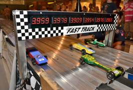 Pinewood Derby @ MOA- June 1st