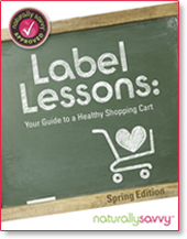 Naturally Savvy Label Lessons Free E-Book Download