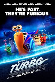 Giveaway to See TURBO Movie in Edina, MN 7/13