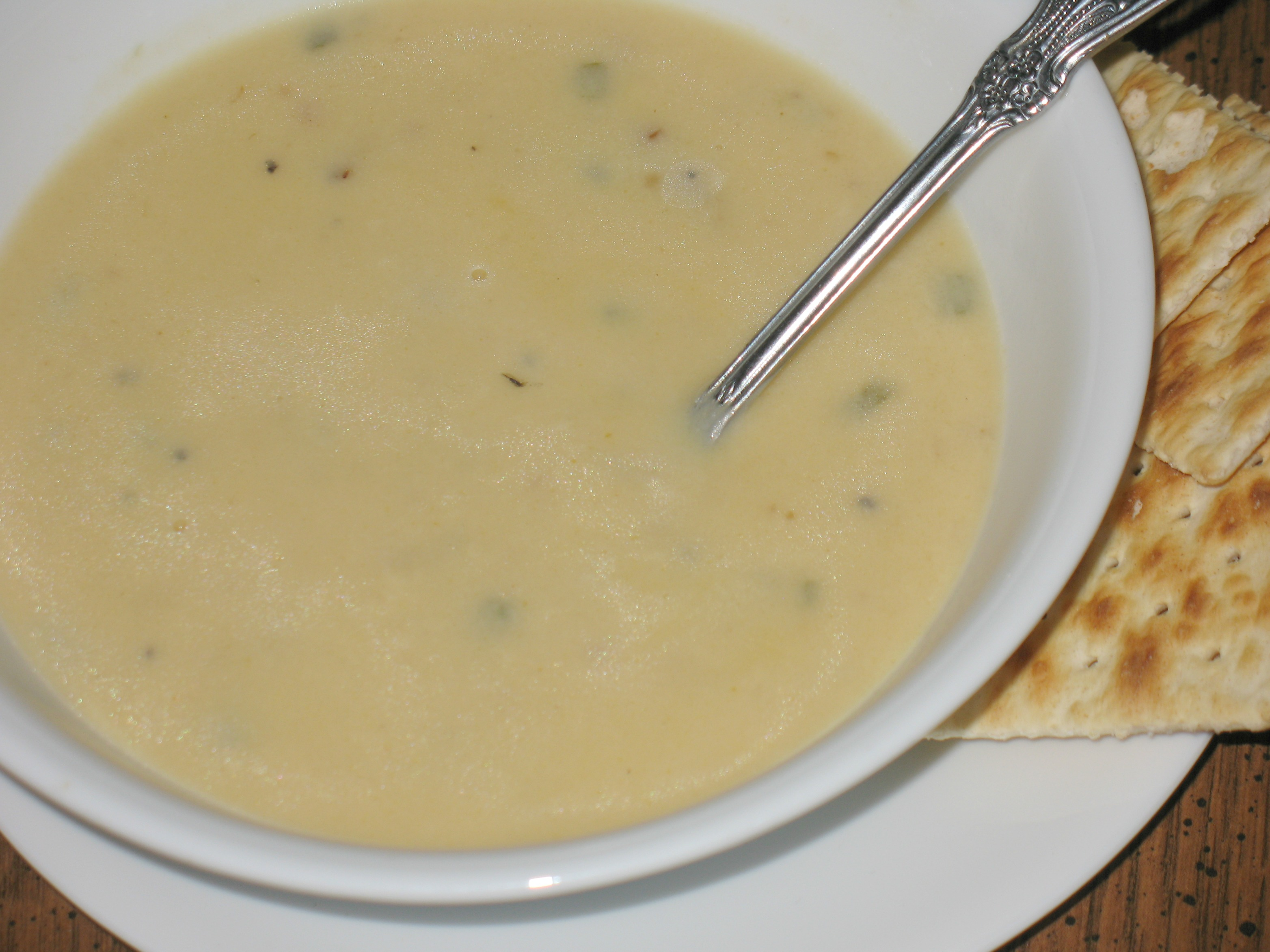 schwan's loaded baked potato soup