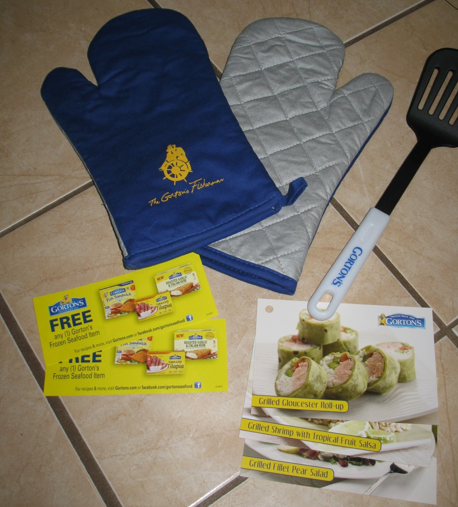 Gorton's Grilled Fillet Review and Giveaway #RealFabulous