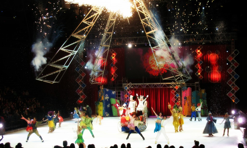 Disney on Ice:  Let's Celebrate! Event Review