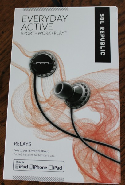 SOL REPUBLIC Relays Review and Giveaway