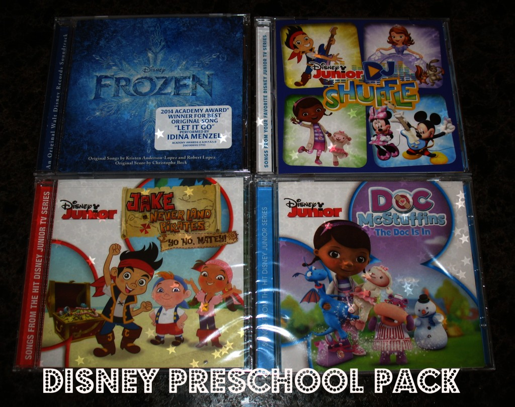 Sing Into Spring with Disney Records CD Giveaway