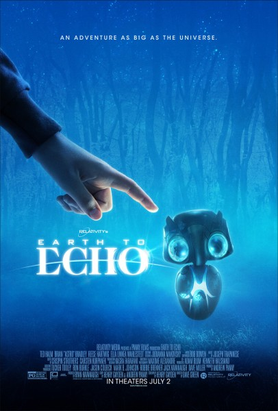 Earth to Echo Advanced Screening Free Tix at ShowPlace ICON 7/1