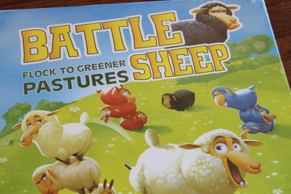 Strategy Game of Cute and Colorful Sheep