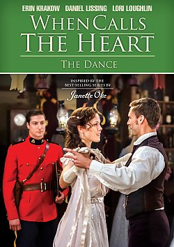 When Calls the Heart:  The Dance DVD Review