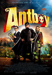 Antboy DVD Review