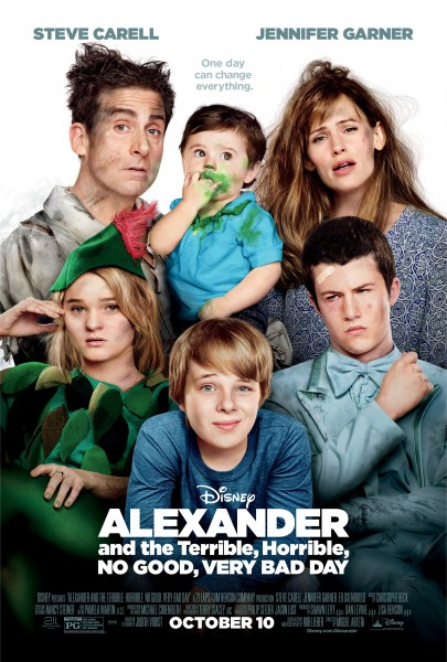 Local Events to Celebrate Alexander and the Terrible, Horrible, No Good, Very Bad Day