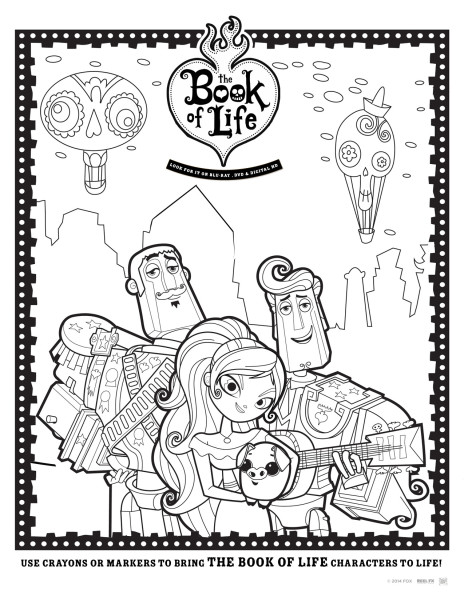 The Book of Life Release and Giveaway - Central Minnesota Mom