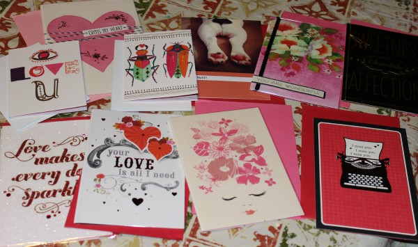 #PutYourHeartToPaper Hallmark V-Day Cards Giveaway