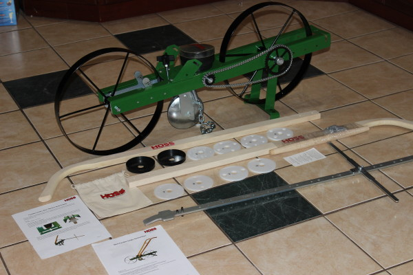 Hoss Garden Seeder by Hoss Tools Central Minnesota Mom
