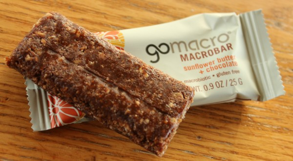 GoMacro MacroBars for Healthy Snacking