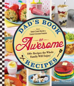 Dad's Book of Awesome Recipes Book Review