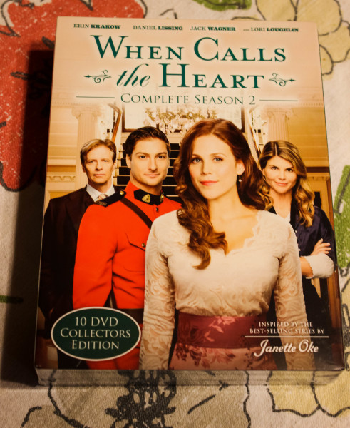 When Calls the Heart: Complete Season 2 Release {Plus Giveaway}