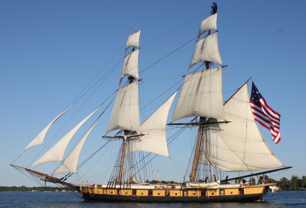 Tall Ships Coming to Duluth August 2016