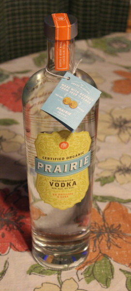 Prairie Organic Spirits Cocktail Recipes for Super Bowl