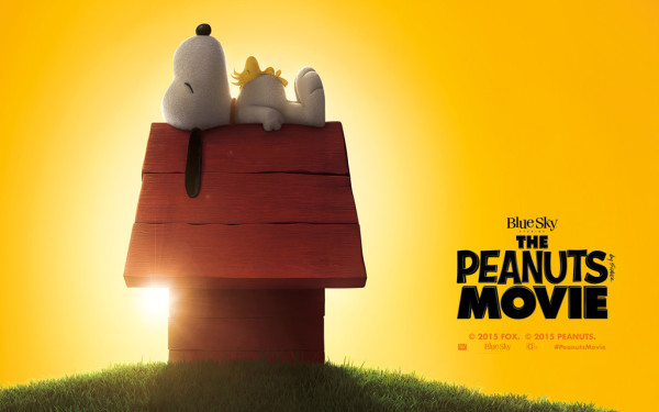 The Peanuts Movie Release and Giveaway