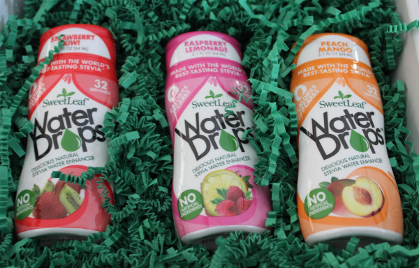 SweetLeaf Water Drops for Zero Calorie Flavored Water