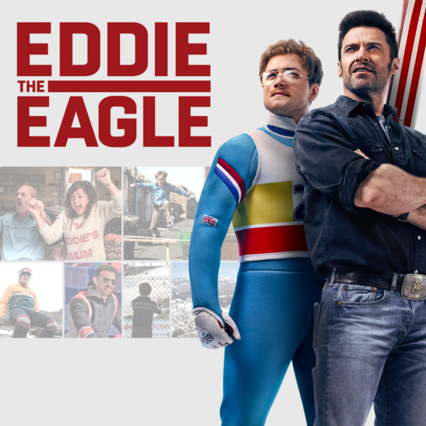 Eddie the Eagle Release {Plus Giveaway}