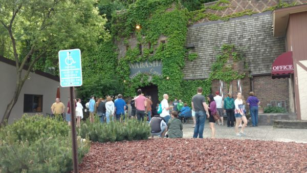 Wabasha Street Caves Tour