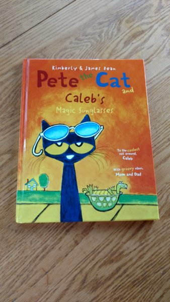 Pete the Cat #MagicSunglasses Giveaway