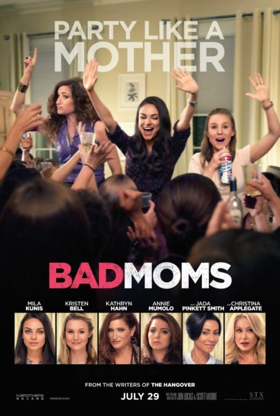 BAD MOMS Advanced Screening Pass #Giveaway AMC Southdale