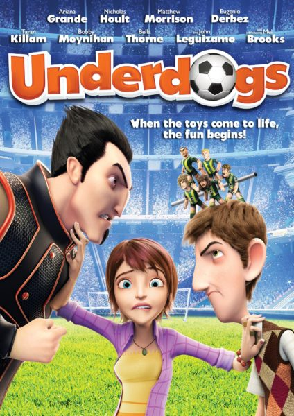 UNDERDOGS by Anchor Bay Entertainment Release