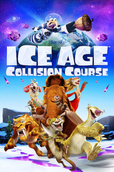 Ice Age 5:  Collision Course Out on Digital HD Today!