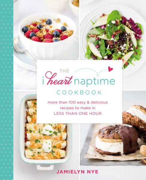 The I Heart Naptime Cookbook Review