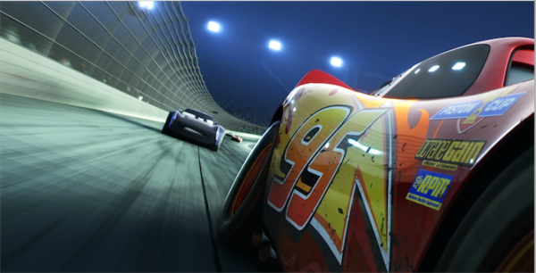 Disney/Pixar Cars 3 Coming Summer 2017