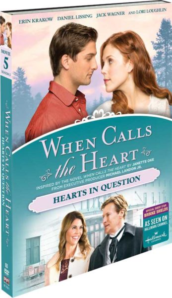 When Calls the Heart:  Hearts in Question Review