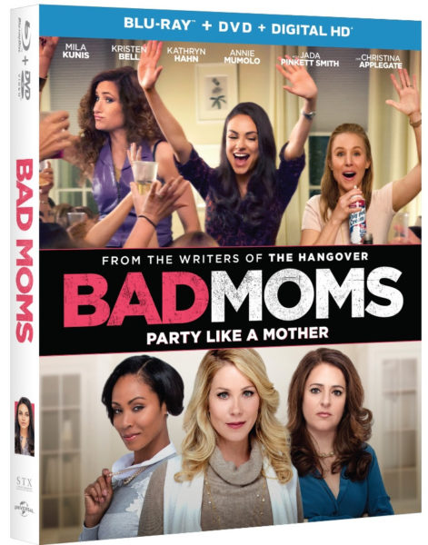 Bad Moms Now Out on Blu-ray and DVD