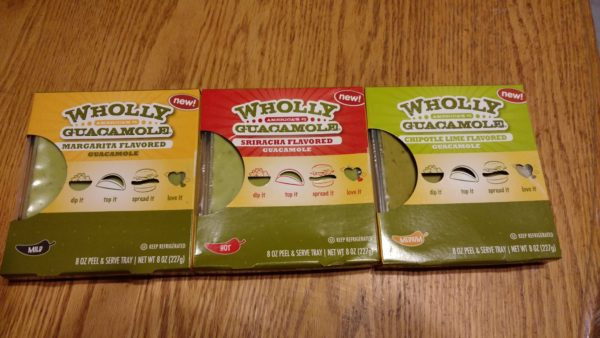 Wholly Guacamole for a Healthy Snack Option