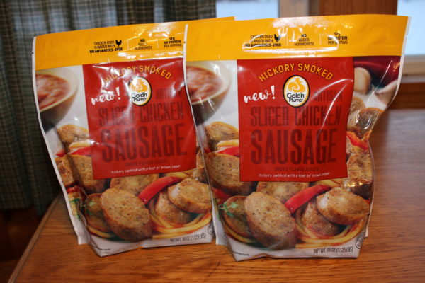 Gold'n Plump Sliced Chicken Sausage for Hearty Family Meals