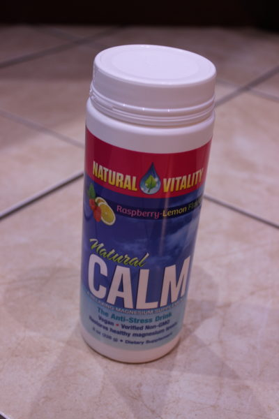Natural Calm:  The Anti-Stress Drink Magnesium Supplement {Plus Giveaway}