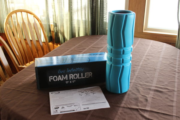 Stress Relief with a Foam Roller