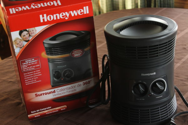 Honeywell 360 Surround Heater and America's Coziest Cities