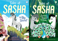 Tales of Sasha Book Review