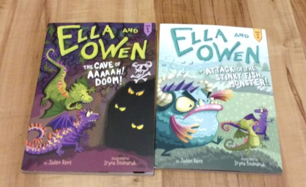 Ella and Owen Children's Book Series