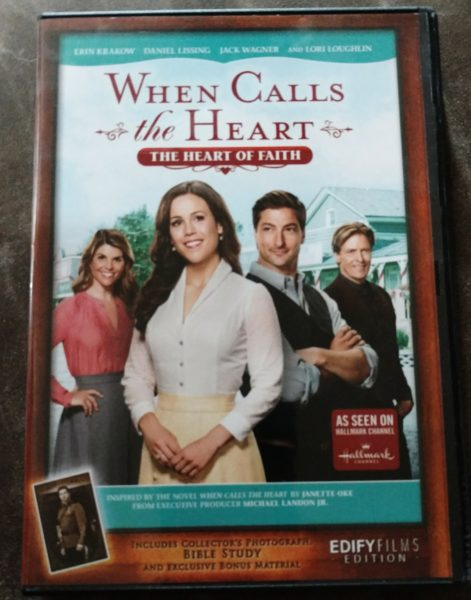 When Calls the Hearth:  The Heart of Faith Release to DVD