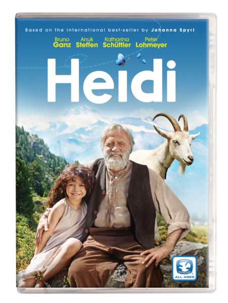 Heidi DVD Review