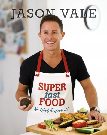 Jason Vale:  Super Fast Food Book Review