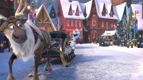Olaf's Frozen Adventure Featurette