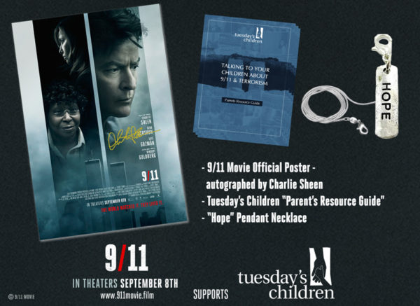 9/11 Movie in Theaters Now Plus Giveaway