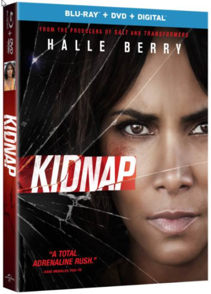 Release of Movie KIDNAP and Giveaway