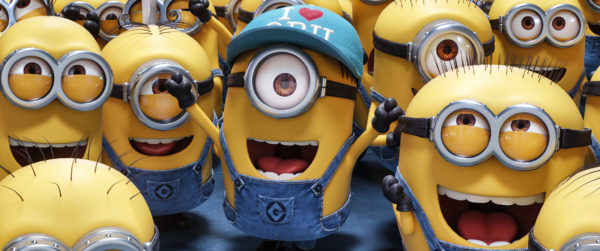 HILTON HOTELSPARTNERS WITH THE HOME ENTERTAINMENT RELEASE OF ILLUMINATION'SDESPICABLE ME 3FOR THE ULTIMATE FAMILY GETAWAY IN SOUTHERN CALIFORNIA