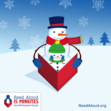 Read Aloud 15 Minutes a Day